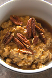 Pumpkin Pie Oatmeal: Savory Sweet and Satisfying