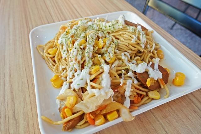 希摩爺爺蔬食早午餐~台中素食早午餐