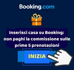 COME ISCRIVERSI SU BOOKING