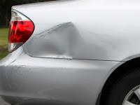 Tips Memperbaiki Mobil Penyok