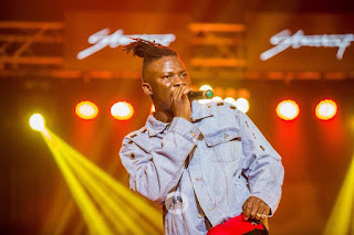 Stonebwoy – Not Scared (Remix) ft. Red Eye