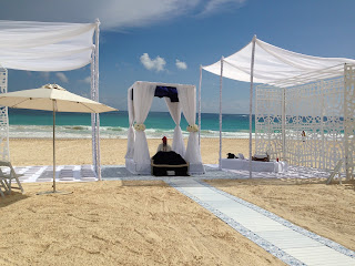 Sikh Wedding on the Beach Hard Rock Punta Cana
