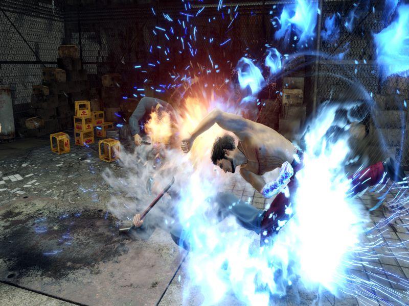 Yakuza Like a Dragon PC Game Free Download