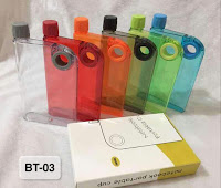 Botol Memo BT-03