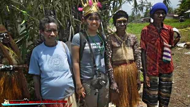 Tempat Keramat Yang Dipercayai Oleh Orang Papua