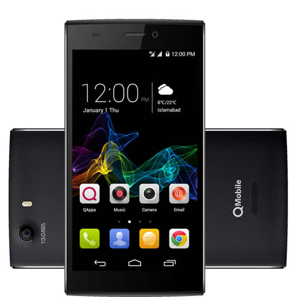 Qmobile Noir Z8 Factory Firmware