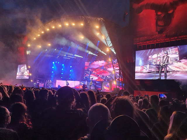 Scorpions at Bloodstock 2019