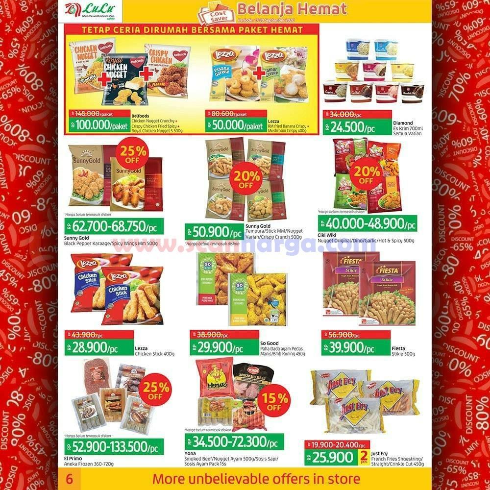 Katalog Promo LULU Supermarket 17 - 30 September 2020 6