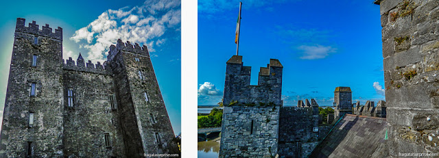 Castelo de Bunratty, Limerick, Irlanda
