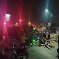 Rem Blong di Pasar Sapi, Truk Tronton Gasak Dua Minibus, Dua Orang Tewas Dilokasi, Berikut Data-data Korban