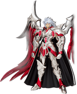 Saint Cloth Myth EX Battle God Ares