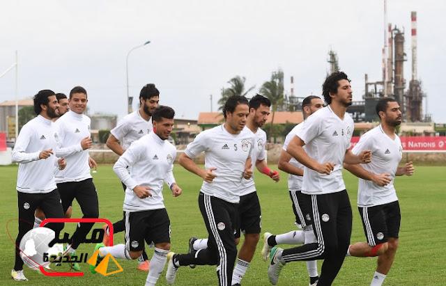 مباراة مصر و الكاميرون نهائي أمم أفريقيا الجابون ٢٠١٧