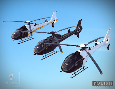 Luxury Summer Yacht Helicopter