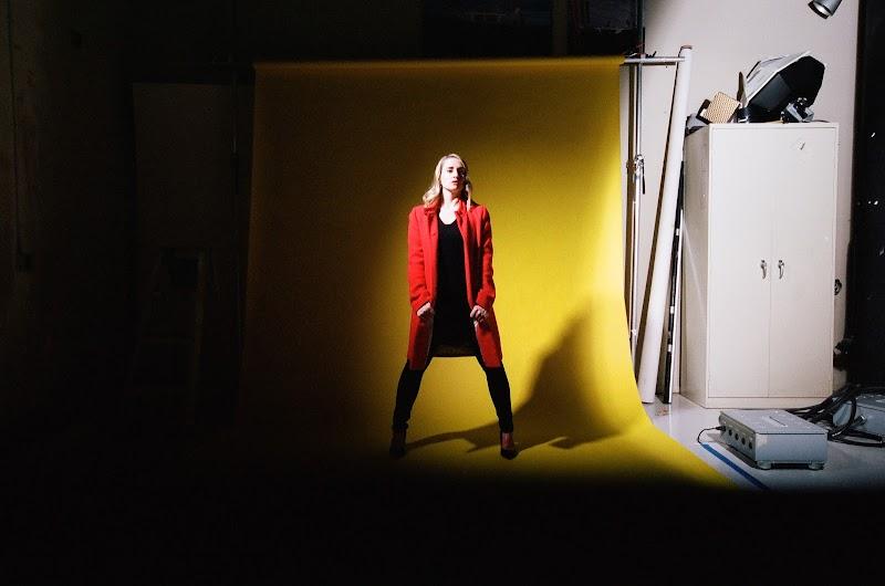 Winter Studio Shoot with Jessica Sansone - Part 1