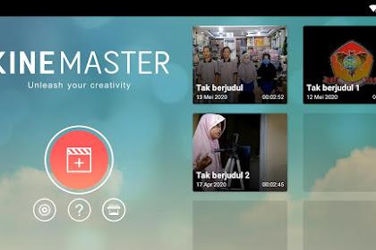 Cara Edit Video dengan Mudah Menggunakan KINEMASTER