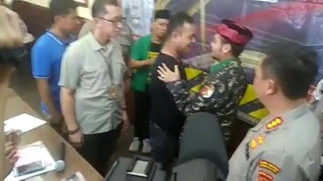 GP Ansor Jaksel Maafkan Terduga Pelaku Persekusi Banser