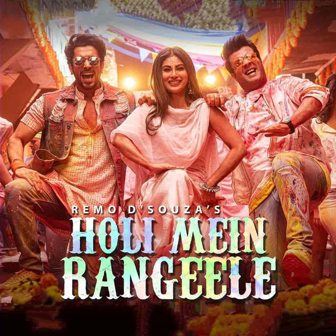 Holi Mein Rangeele Song Images By Mika Singh