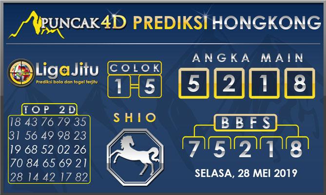 PREDIKSI TOGEL HONGKONG PUNCAK4D 28 MEI 2019