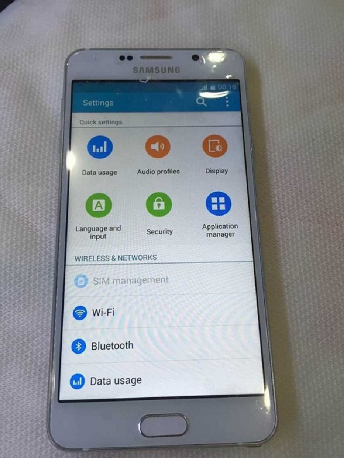 Samsung Note 5 Flash File