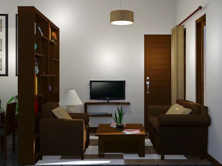 Desain Kreatif Interior Ruangan Kecil Apartemen