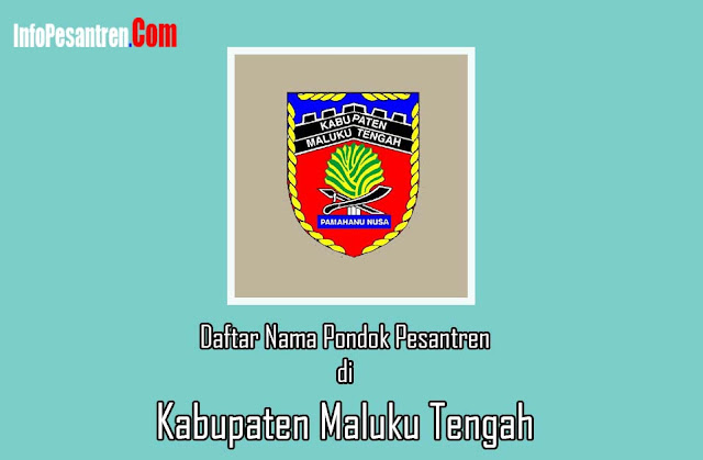 Pesantren di Maluku Tengah