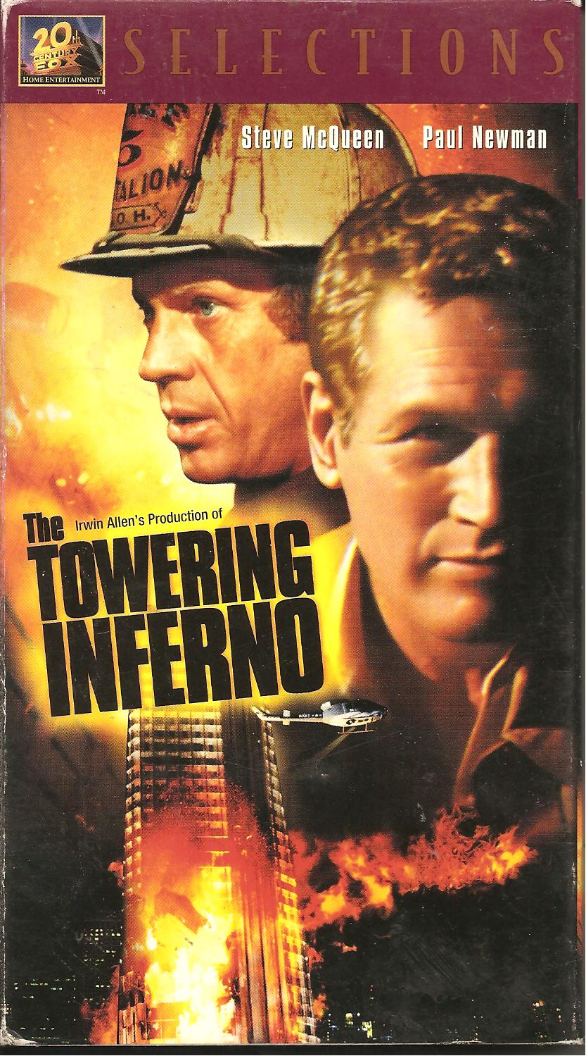 Schuster At The Movies The Towering Inferno 1974