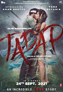 Tadap Movie
