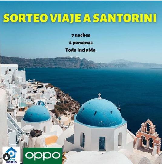 Sorteo Bloghotels
