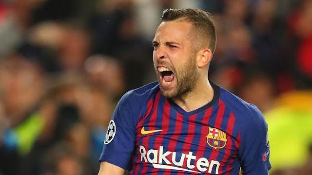 Barcelona Memang Mengecewakan, tapi Jordi Alba Tidak