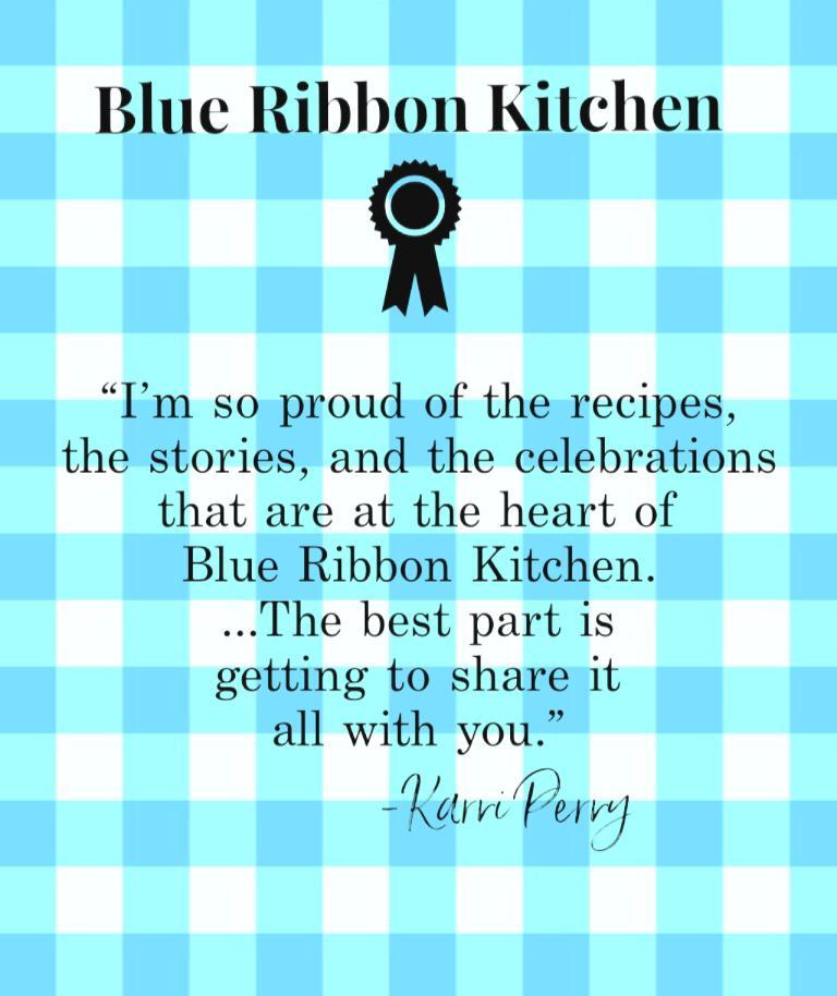 Blue Ribbon Kitchen