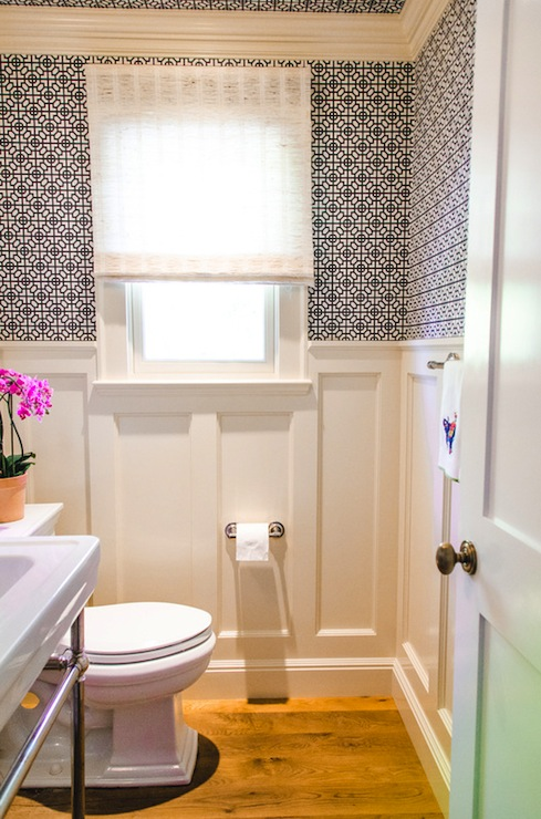 Jll Design What To Do With The Powder Room