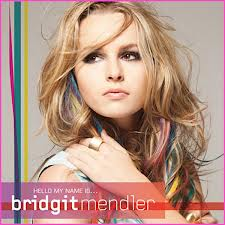 Music Review - Hello My Name Is... Bridgit Mendler