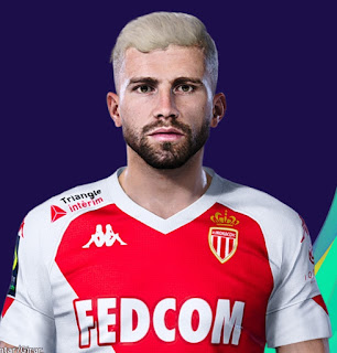 PES 2021 Faces Caio Henrique by Lucas