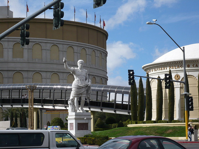 What to see and visit at Caesars Palace Las Vegas?