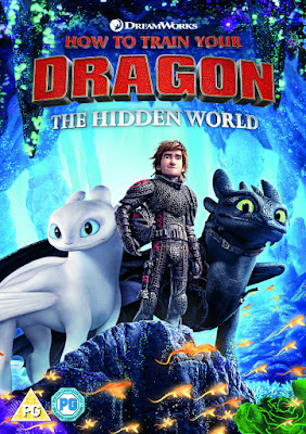 How To Train Your Dragon The Hidden World 2019 Dual Audio ORG Hindi 720p BluRay 800MB