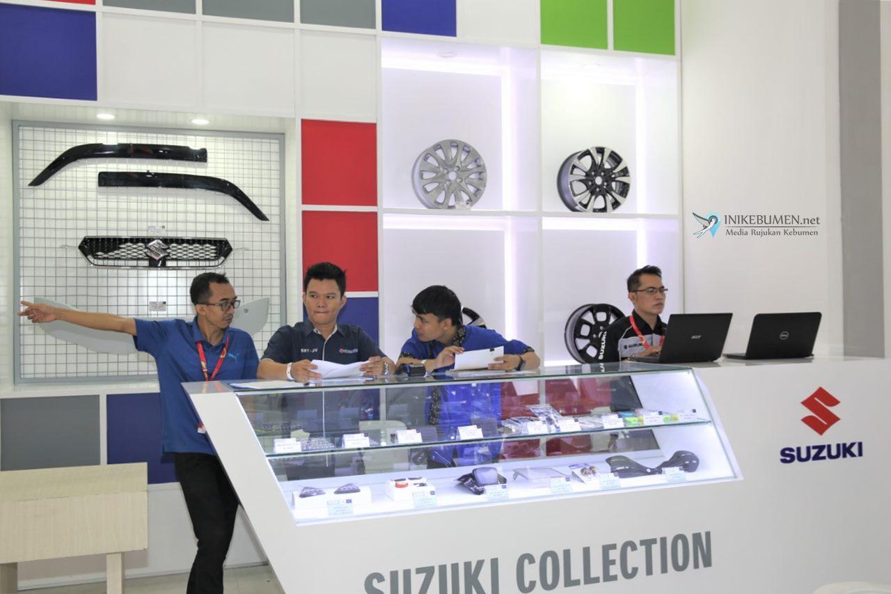 Memasuki Masa Transisi Pandemi Cocvid-19, Penjualan Suku Cadang Suzuki Meningkat
