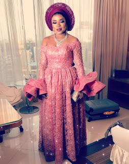 Video: Bobrisky Makes It Rain At Wedding, 1 Week After It Was Declared As An Offence