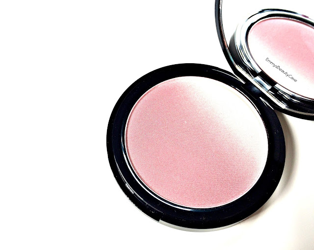 NYX Ombre Blusher Mauve Me Review