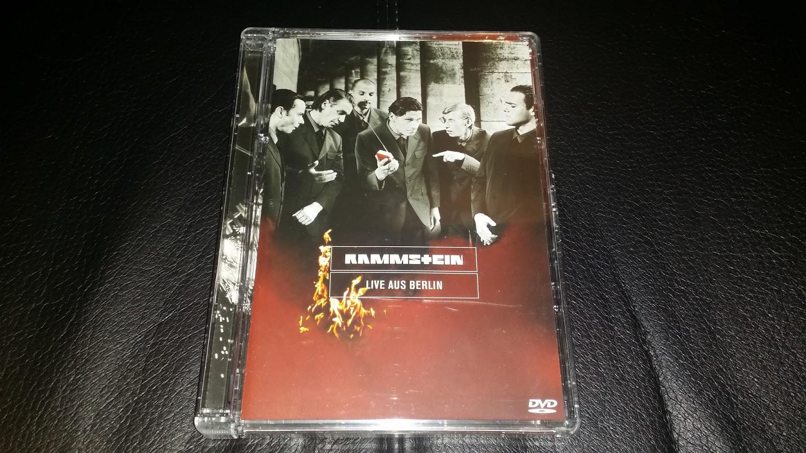 Rammsteins Second Dvd   Asdela