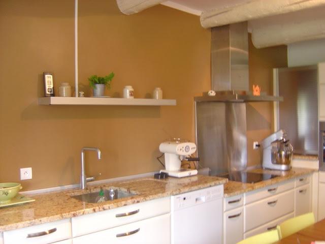 Design cuisine moderne deco cuisine peinture - Idee couleur peinture cuisine ...