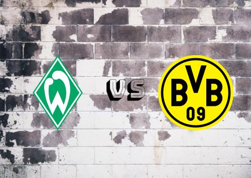 Werder Bremen vs Borussia Dortmund  Resumen y Partido Completo