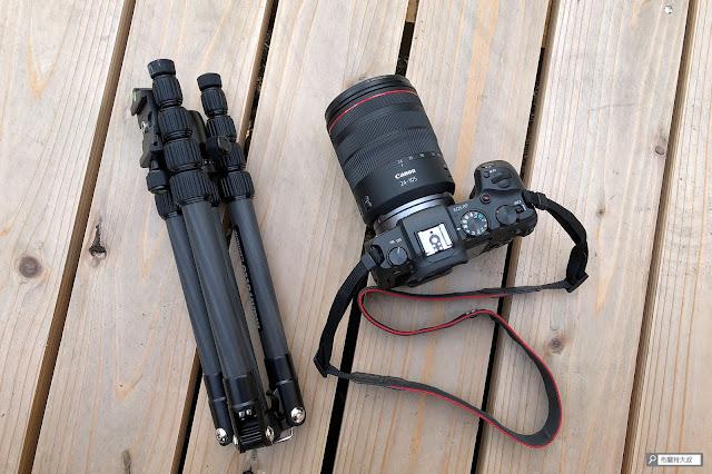 【攝影器材】Manfrotto Element 腳架,輕巧帶你走得更遠 - Canon EOS RP 好朋友