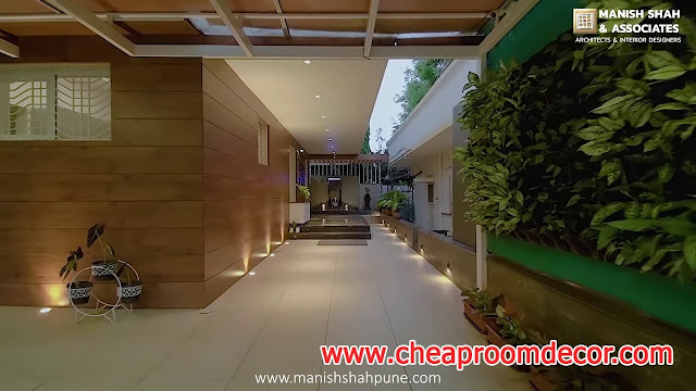 Modern Main Entrance Design Ideas for Home 7