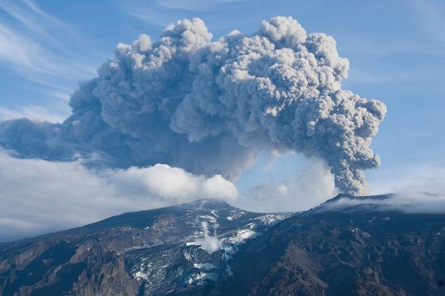 Gunung Eyjafjallajokull