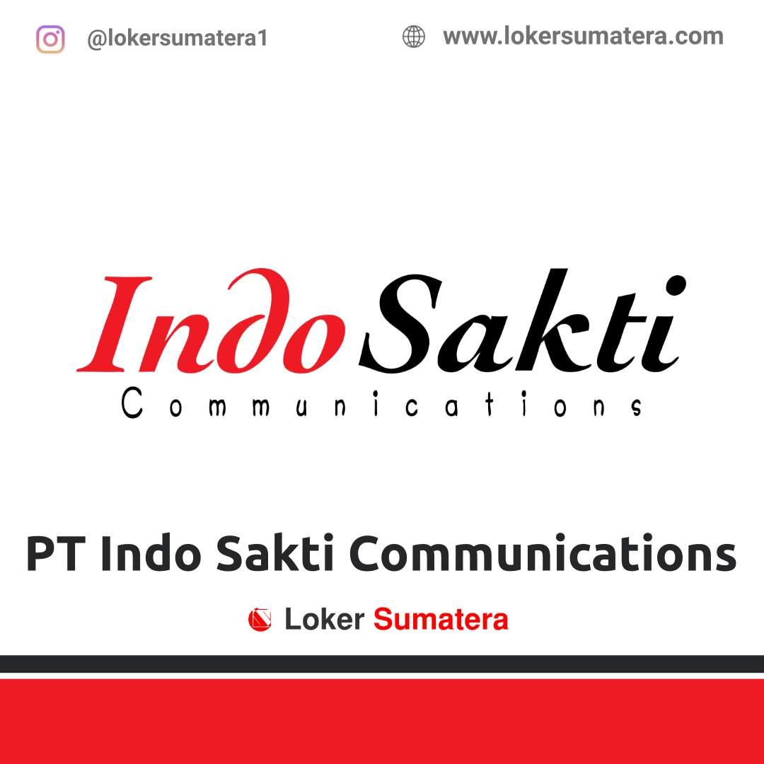 Lowongan Kerja: PT Indo Sakti Communications November 2020