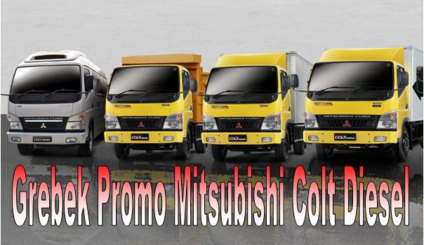 Promo Harga Kredit Mitsubishi Colt Diesel Fe Series Di Kec. Arcamanik