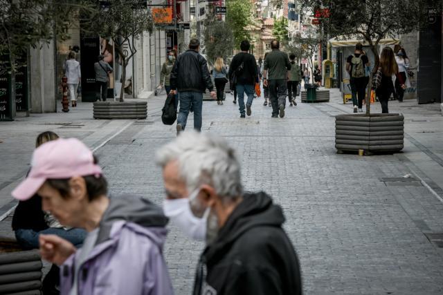 Ύφεση 0,9% το πρώτο τρίμηνο στην ελληνική οικονομία