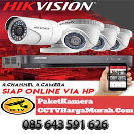 Toko Jual CCTV di PURWOKERTO 085643591626