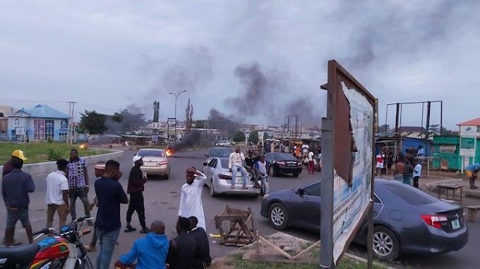 Osogbo Boys Protest Against 'EFCC's Harassment'