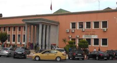 مراكش رئيس القسم الإقتصادي و الإجتماعي بولاية مراكش يحل ضيفا على سجن الأوداية بتهمة الرشوة
